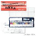 Holbein Acrylic Colors ACRYLA Combo-Set 14 Colors(15 tubes)