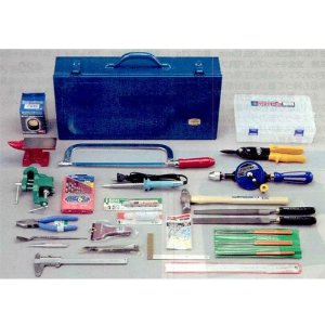 Tool Set D for Metalworking 25 tool set