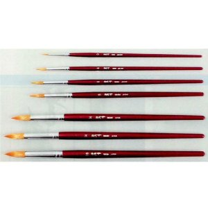 KUMANO Water Color Brush ACT Round Brush No.0