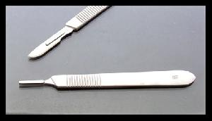 Surgical Knife Handle No.3